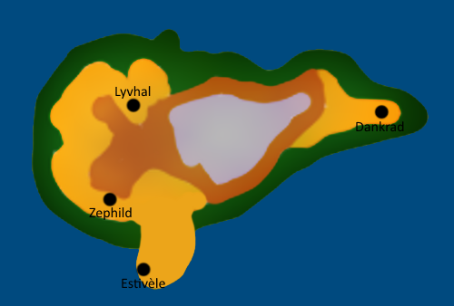 Carte d'Élijiel 11853
